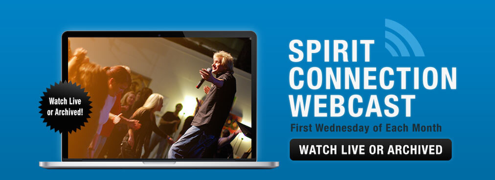Spirit Connection Webcast